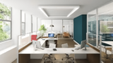5bd8425d 1d0c 4e9b a469 356cb27a6956 160x90 - オフィス家具とレイアウトの提案、事務机、事務椅子CADデータの完全ガイド
