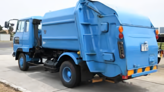 baadd964 7e39 417e 92d9 78e79cf622d6 320x180 - パッカー車・ゴミ収集車 CADデータ