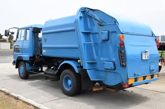 baadd964 7e39 417e 92d9 78e79cf622d6 - パッカー車・ゴミ収集車 CADデータ